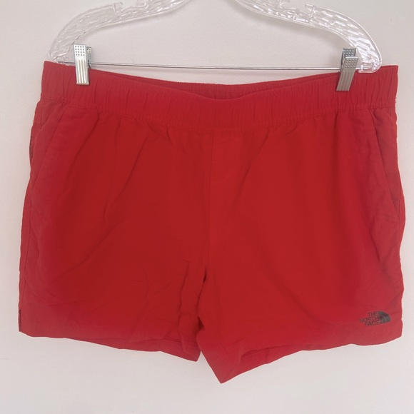 North Face Mens XL Lined Swim Trunks Bathing Suit